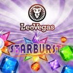 Starburst free spins win at LeoVegas casino – From Free-Roller, to High-Roller!